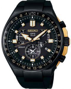 Seiko Astron GPS Solar Dual Time Novak Djokovic Limited Edition SSE174J1