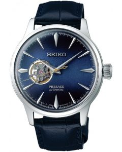 Seiko Presage Cocktail Time Blue Moon Open Heart SSA405J1