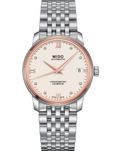 Mido Baroncelli Chronometer Silicon M027.208.41.266.00