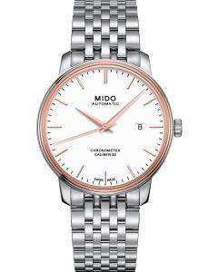 Mido Baroncelli Chronometer Silicon M027.408.41.011.00