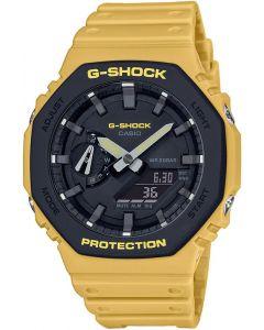 Casio G-Shock GA-2110SU-9AER Layered Bezel