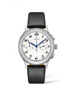 The Longines Heritage Classic L2.827.4.73.0