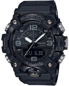 Casio G-Shock GG-B100-1BER All Black Mudmaster